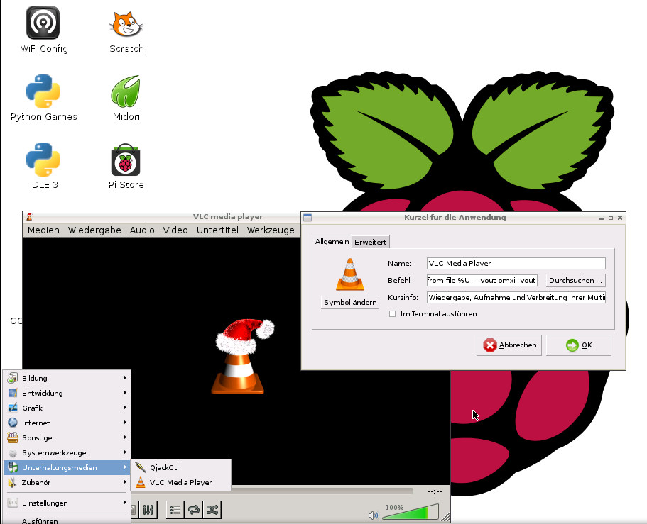 How To Use Vlc With Hardware Acceleration On A Raspberrypi